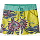 Patagonia Girls Costa Rica Baggies Shorts Cereus Flower: Spire Yellow